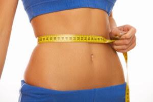 Bauch abnehmen