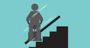 Treppenlift - Mobilität daheim